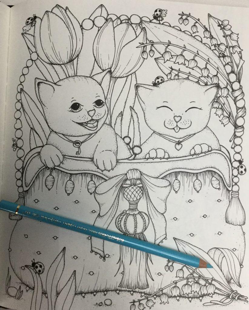 Klara Markova Coloring Books : klara, markova, coloring, books, Fairy, Miracles, Coloring, Review, Queen