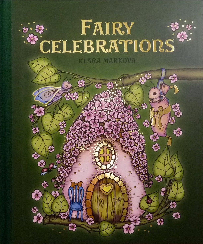 Klara Markova Coloring Books : klara, markova, coloring, books, Fairy, Celebrations, Coloring, Review, Queen