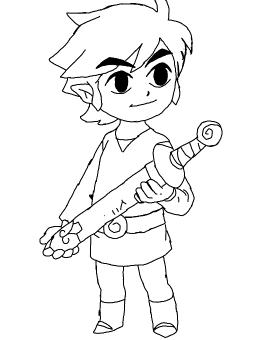 Nintendo 3ds Coloring Pages Coloring Pages