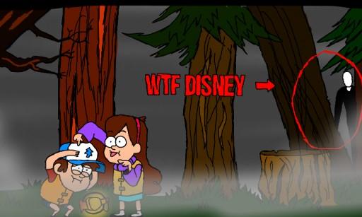 Gravity Falls Fanart Wallpaper Colors Live Wtf Disney By Lollipop Chainsaw
