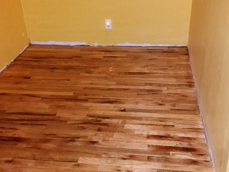 RL Colston 34 x 2 14 Utility Oak  Lumber