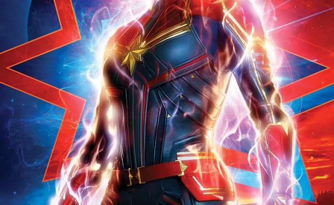 Captain Marvel Movie 2019 Official Trailer Cast