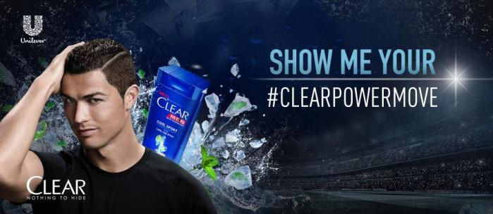 CR7 Clear Men