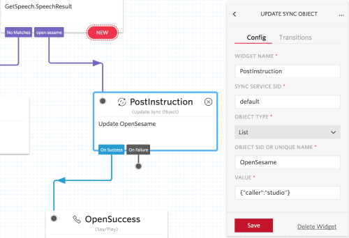 small resolution of post to an endpoint with twilio studio