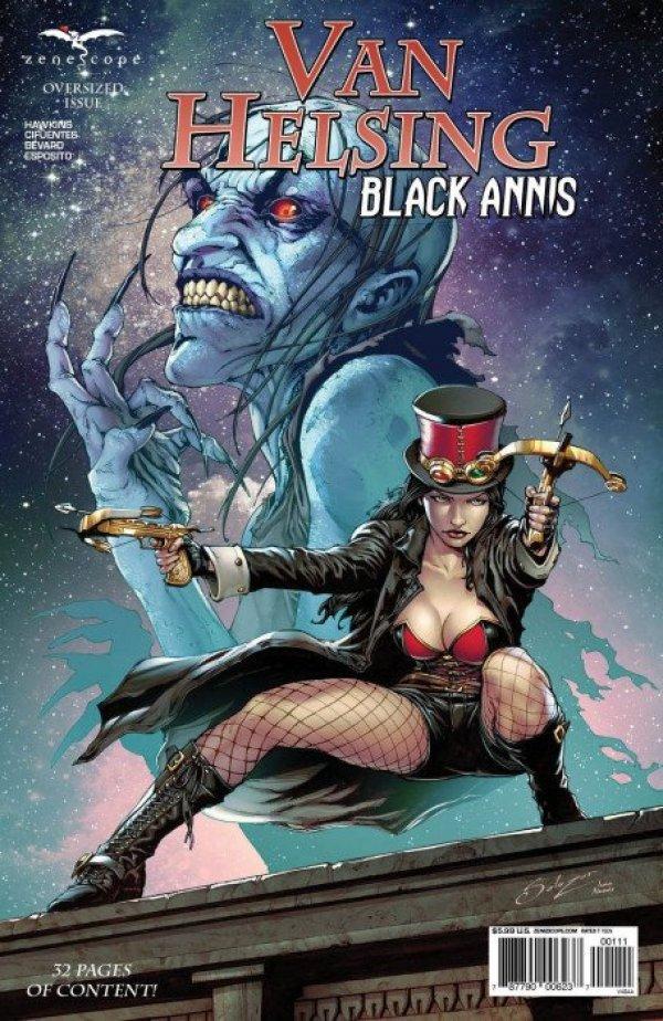 Van Helsing Black Annis