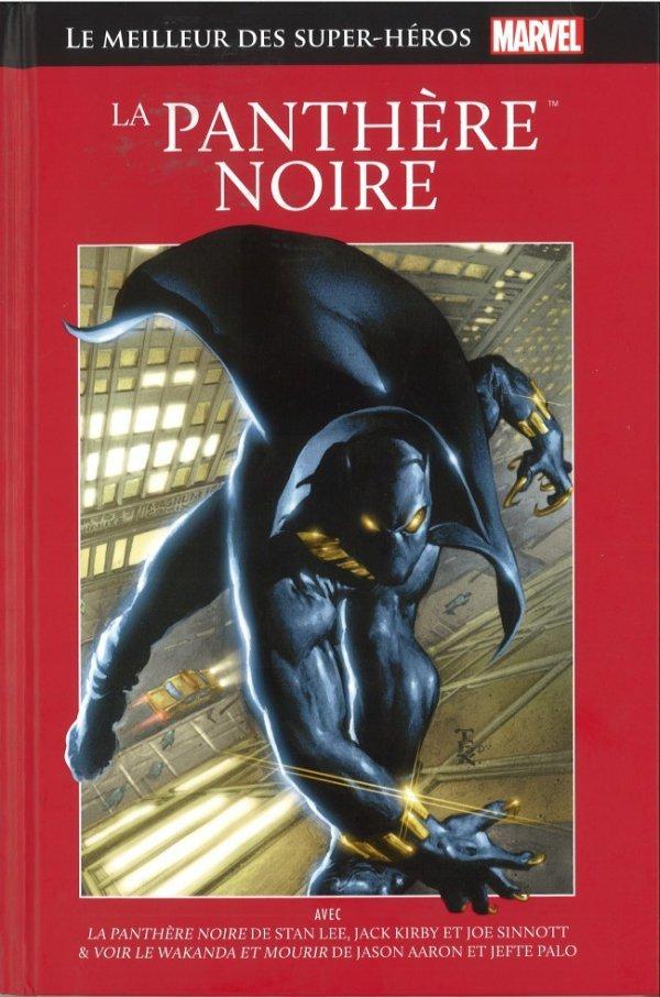 Panthère Noire (comics) : panthère, noire, (comics), Meilleur, Super-Héros, Marvel, Panthère, Noire, Reviews