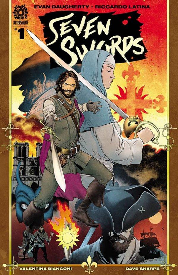 Seven Swords #1 Preview