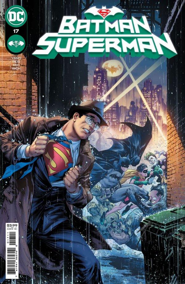 Batman / Superman #17 Review | The Aspiring Kryptonian