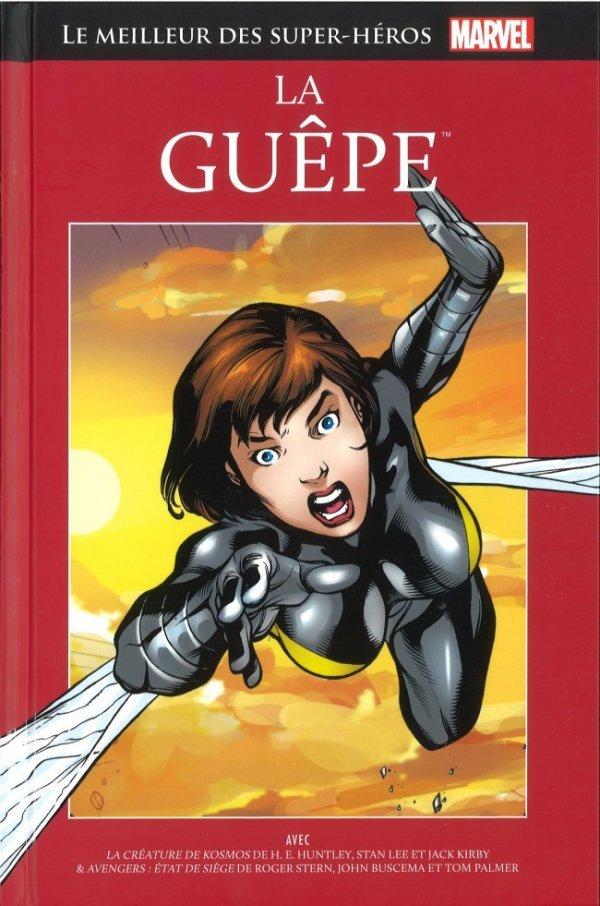 Guêpe (marvel Comics) : guêpe, (marvel, comics), Meilleur, Super-Héros, Marvel, Guêpe, Reviews
