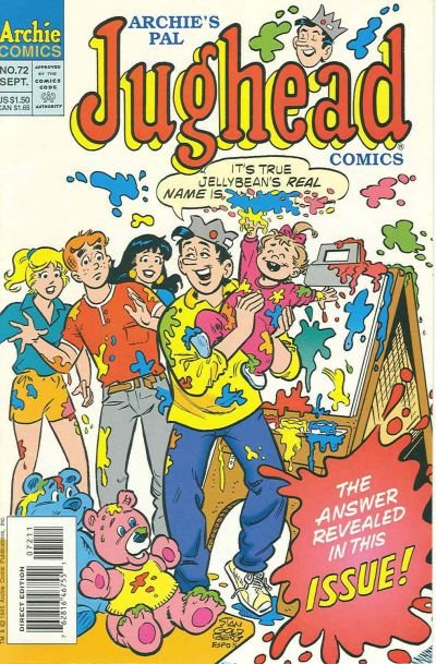 What Is Jughead's Real Name : jughead's, Jughead, Reviews