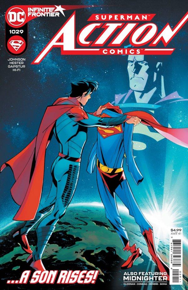 Action Comics #1029 Review | The Aspiring Kryptonians