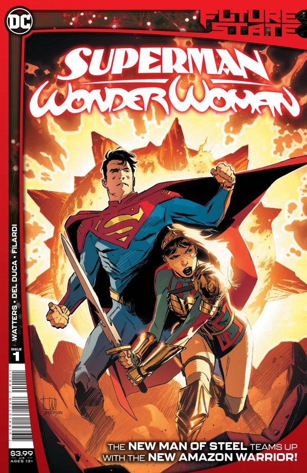 Future State: Superman/Wonder Woman #1 - The Aspiring Kryptonian
