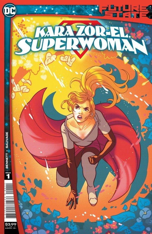 Future State: Kara Zor-El, Superwoman #1 - The Aspiring Kryptonian