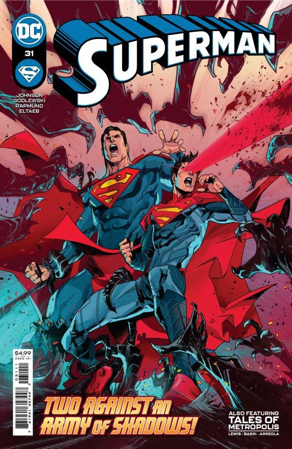 Superman #31 Review | The Aspiring Kryptonian