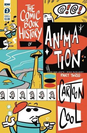 The Comic Book History of Animation #3
