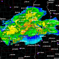 Radar Image for Severe Thunderstorms near Joliet, IL at 5/15/2020 12:31 AM CDT
