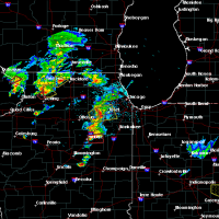 Radar Image for Severe Thunderstorms near Joliet, IL at 5/23/2020 3:03 PM CDT