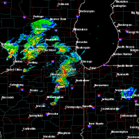 Radar Image for Severe Thunderstorms near Joliet, IL at 5/23/2020 3:09 PM CDT