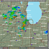 Radar Image for Severe Thunderstorms near Joliet, IL at 5/23/2020 3:20 PM CDT