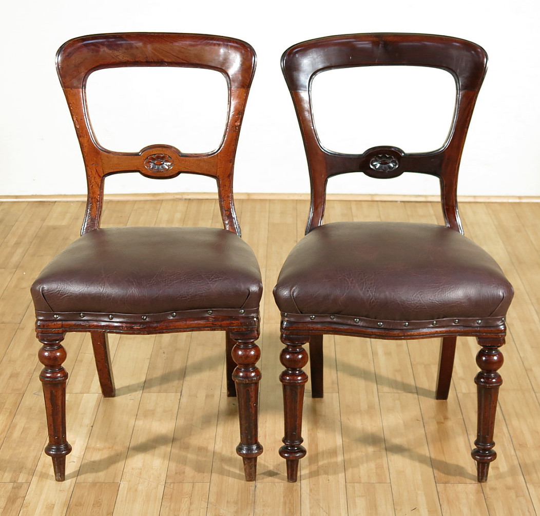 antique chairs ebay folding chair with armrest c1870 pair of 2 solid mahogany victorian side