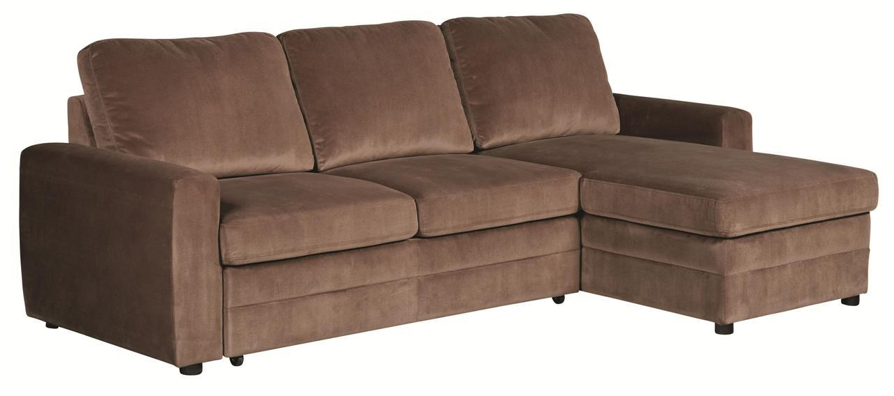 Sectional Pull Out Sleeper Sofa