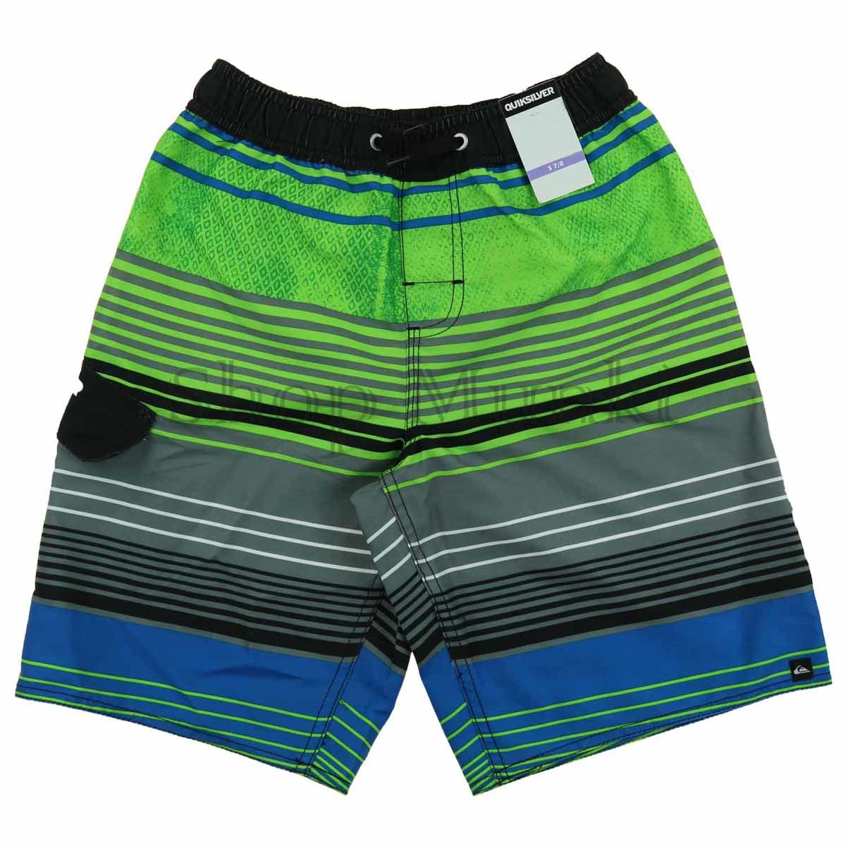 41c0dab525 Quiksilver Boys Board Shorts - Year of Clean Water