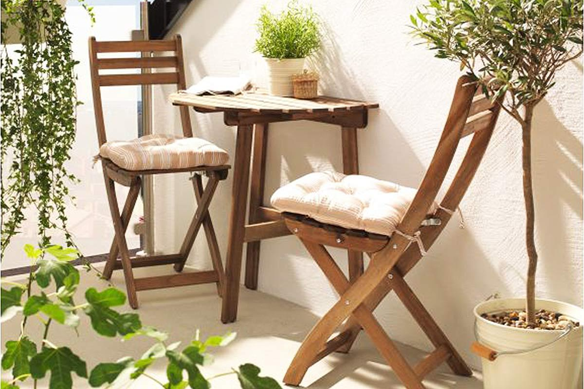 5 small patio dining sets for the city