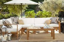 Pottery Barn Outdoor Patio Furniture