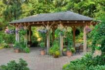 7 Backyard Gazebo Ideas Sun Shade And Rain Shelter