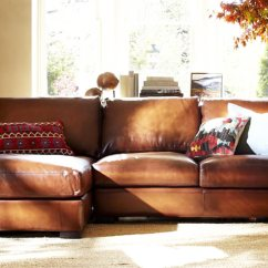 Fulham Sofa Rh How To Make Simple Slip Covers 4 Modern Leather Sectional Sofas For A Better Living Room