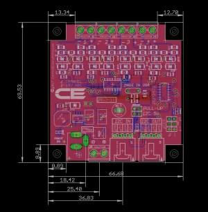 4Channel 020V Analog to Digital Converter