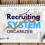Recruiting system organizer 2