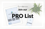 Join our pro list