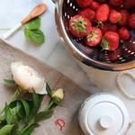 Growing strawberries indoors to enjoy fresh fruit year round