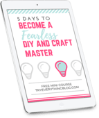 5 days to become a fearless diy and craft master ecover ipad