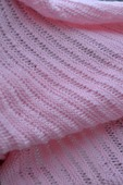 Lengthwise cu drop stitch