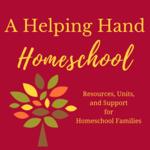 A_helping_hand_homeschool_logo