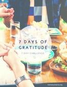 7 days of gratitude thumbnail photo
