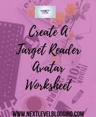 Target reader avatar convertkit pic