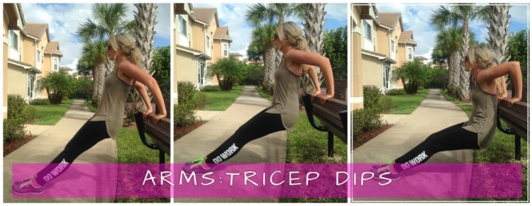 4 Must-Do Bodyweight Exercises: Tricep Dips