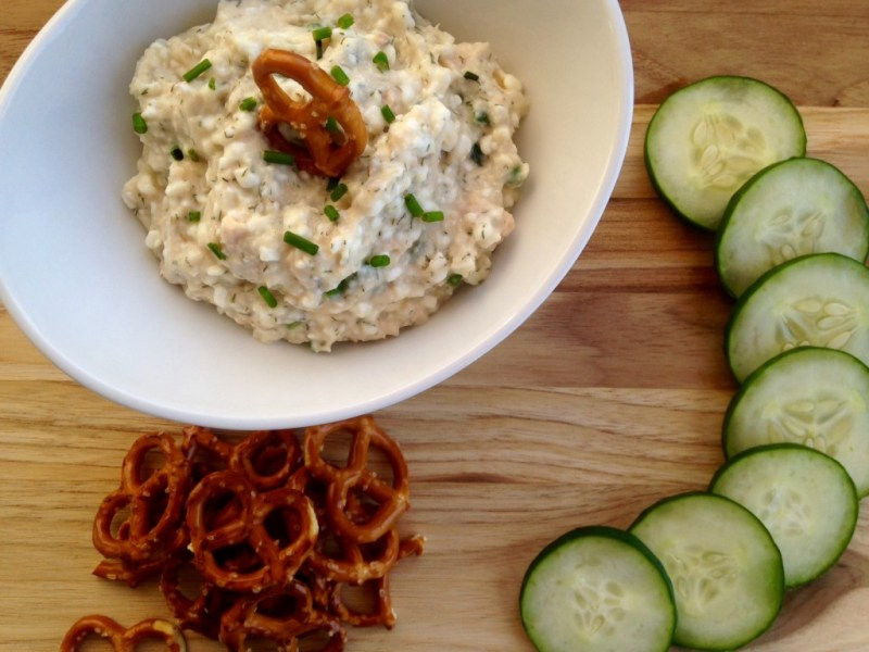 Protein Packed Tuna Salad - Cooking Up Happiness