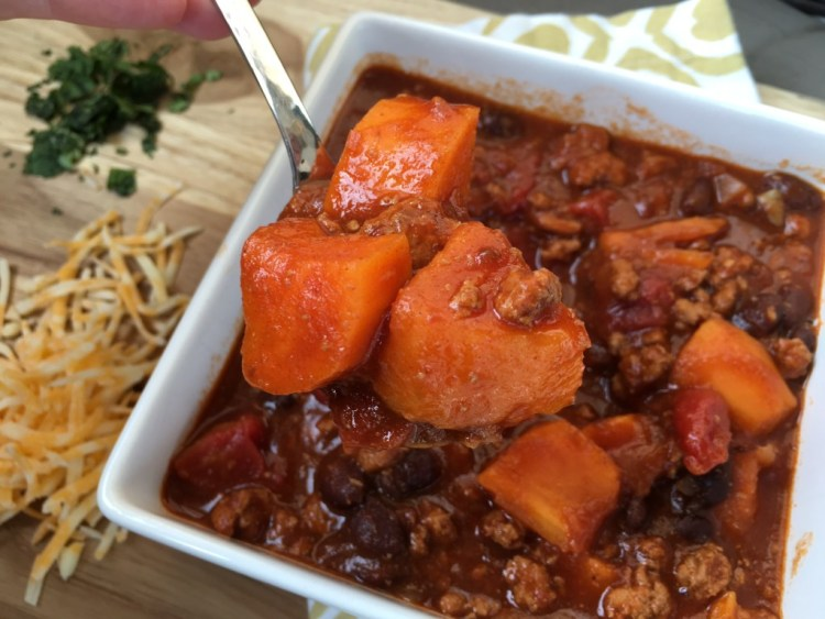 chipotle turkey chili