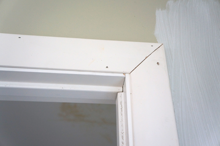 Best Way To Fill Nail Holes In Wood Trim