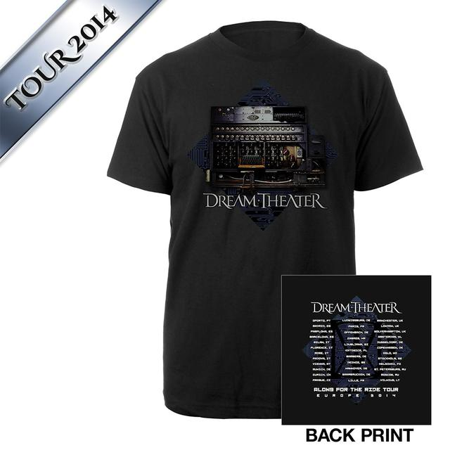 Dream Theatre Enigma Shirt