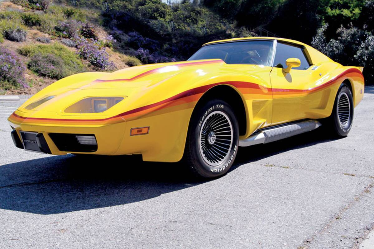 small resolution of  eckler s built a small run of modified corvettes to showcase its burgeoning parts business including a unique hatchback design a corvette first