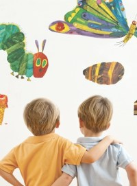Comment to Win Eric Carle Wall Decals! - Craftfoxes
