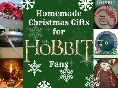 Handmade Christmas Gifts For The Hobbit Fans Craftfoxes