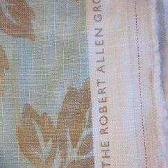 Reupholster Dining Chair Covers Sashes Rental Robert Allen Belle Crest Spa Linen (9 Yard Piece) - Nancy Jo Studio Craftfoxes