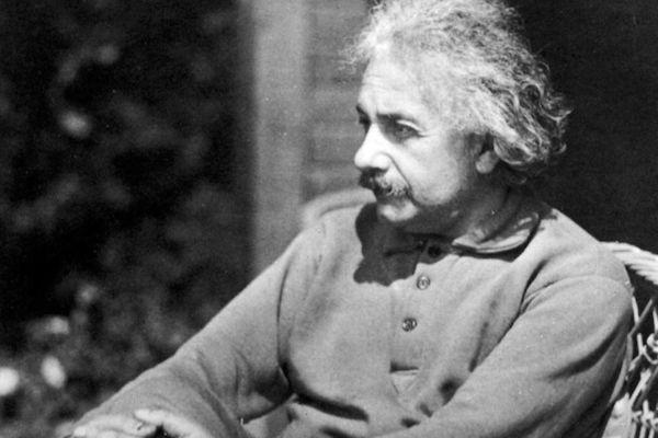 Creativity Post Aping Einstein
