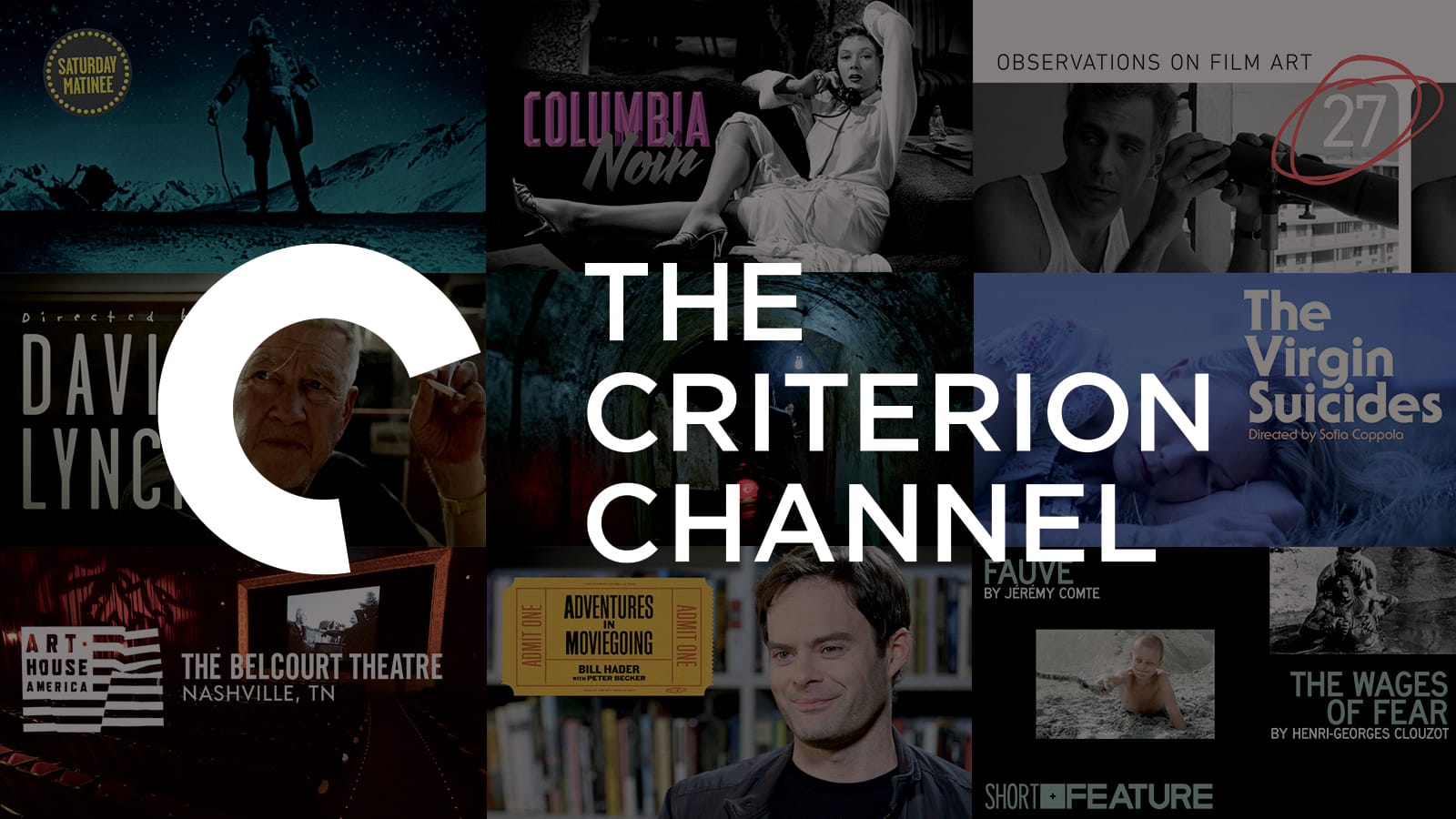 The Criterion Channel Announces Launch Lineup | The Current | The Criterion Collection